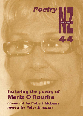Poetry NZ Issue 44